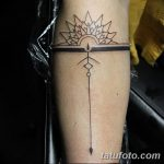 Фото тату линии от 17.09.2018 №105 - line tattoos - tatufoto.com