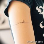 Фото тату линии от 17.09.2018 №109 - line tattoos - tatufoto.com