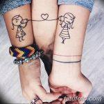 Фото тату линии от 17.09.2018 №124 - line tattoos - tatufoto.com