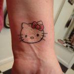 Фото тату линии от 17.09.2018 №125 - line tattoos - tatufoto.com