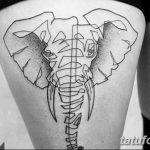 Фото тату линии от 17.09.2018 №128 - line tattoos - tatufoto.com