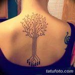 Фото тату линии от 17.09.2018 №134 - line tattoos - tatufoto.com