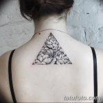 Фото тату линии от 17.09.2018 №171 - line tattoos - tatufoto.com
