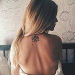 Фото тату линии от 17.09.2018 №178 - line tattoos - tatufoto.com