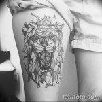 Фото тату линии от 17.09.2018 №183 - line tattoos - tatufoto.com