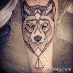 Фото тату линии от 17.09.2018 №186 - line tattoos - tatufoto.com