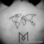 Фото тату линии от 17.09.2018 №187 - line tattoos - tatufoto.com