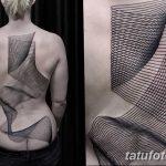 Фото тату линии от 17.09.2018 №198 - line tattoos - tatufoto.com