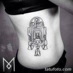 Фото тату линии от 17.09.2018 №201 - line tattoos - tatufoto.com