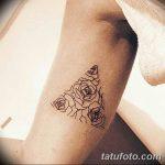 Фото тату линии от 17.09.2018 №204 - line tattoos - tatufoto.com
