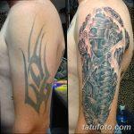 Фото тату линии от 17.09.2018 №206 - line tattoos - tatufoto.com