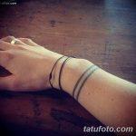 Фото тату линии от 17.09.2018 №231 - line tattoos - tatufoto.com