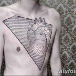 Фото тату линии от 17.09.2018 №258 - line tattoos - tatufoto.com