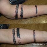 Фото тату линии от 17.09.2018 №285 - line tattoos - tatufoto.com