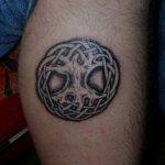 Фото тату линии от 17.09.2018 №288 - line tattoos - tatufoto.com