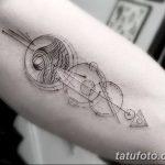 Фото тату линии от 17.09.2018 №304 - line tattoos - tatufoto.com