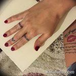 Фото тату линии от 17.09.2018 №314 - line tattoos - tatufoto.com