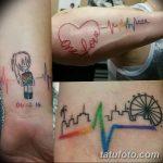 Фото тату линии от 17.09.2018 №319 - line tattoos - tatufoto.com
