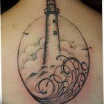 Фото тату линии от 17.09.2018 №327 - line tattoos - tatufoto.com
