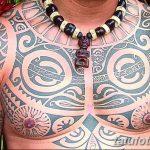 Фото тату полинезия от 24.09.2018 №027 - Polynesia tattoo - tatufoto.com