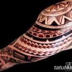 Фото тату полинезия от 24.09.2018 №107 - Polynesia tattoo - tatufoto.com