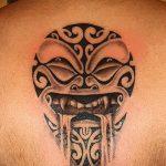 Фото тату полинезия от 24.09.2018 №110 - Polynesia tattoo - tatufoto.com