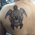 Фото тату полинезия от 24.09.2018 №116 - Polynesia tattoo - tatufoto.com
