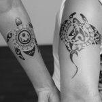Фото тату полинезия от 24.09.2018 №127 - Polynesia tattoo - tatufoto.com