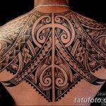 Фото тату полинезия от 24.09.2018 №131 - Polynesia tattoo - tatufoto.com