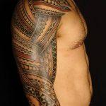 Фото тату полинезия от 24.09.2018 №132 - Polynesia tattoo - tatufoto.com