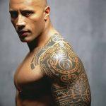 Фото тату полинезия от 24.09.2018 №135 - Polynesia tattoo - tatufoto.com