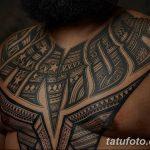 Фото тату полинезия от 24.09.2018 №137 - Polynesia tattoo - tatufoto.com