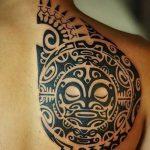 Фото тату полинезия от 24.09.2018 №149 - Polynesia tattoo - tatufoto.com