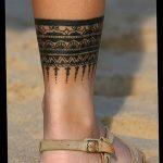 Фото тату полинезия от 24.09.2018 №150 - Polynesia tattoo - tatufoto.com