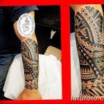 Фото тату полинезия от 24.09.2018 №151 - Polynesia tattoo - tatufoto.com