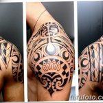 Фото тату полинезия от 24.09.2018 №158 - Polynesia tattoo - tatufoto.com