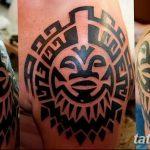 Фото тату полинезия от 24.09.2018 №176 - Polynesia tattoo - tatufoto.com