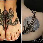 Фото тату полинезия от 24.09.2018 №180 - Polynesia tattoo - tatufoto.com