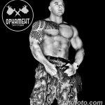 Фото тату полинезия от 24.09.2018 №197 - Polynesia tattoo - tatufoto.com