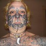 Фото тату полинезия от 24.09.2018 №200 - Polynesia tattoo - tatufoto.com