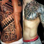 Фото тату полинезия от 24.09.2018 №203 - Polynesia tattoo - tatufoto.com