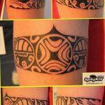 Фото тату полинезия от 24.09.2018 №206 - Polynesia tattoo - tatufoto.com