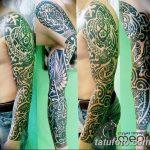 Фото тату полинезия от 24.09.2018 №215 - Polynesia tattoo - tatufoto.com