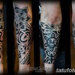 Фото тату полинезия от 24.09.2018 №225 - Polynesia tattoo - tatufoto.com