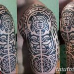 Фото тату полинезия от 24.09.2018 №231 - Polynesia tattoo - tatufoto.com