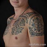 Фото тату полинезия от 24.09.2018 №234 - Polynesia tattoo - tatufoto.com