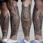 Фото тату полинезия от 24.09.2018 №240 - Polynesia tattoo - tatufoto.com