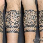 Фото тату полинезия от 24.09.2018 №244 - Polynesia tattoo - tatufoto.com