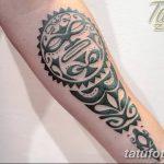 Фото тату полинезия от 24.09.2018 №245 - Polynesia tattoo - tatufoto.com