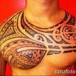 Фото тату полинезия от 24.09.2018 №248 - Polynesia tattoo - tatufoto.com